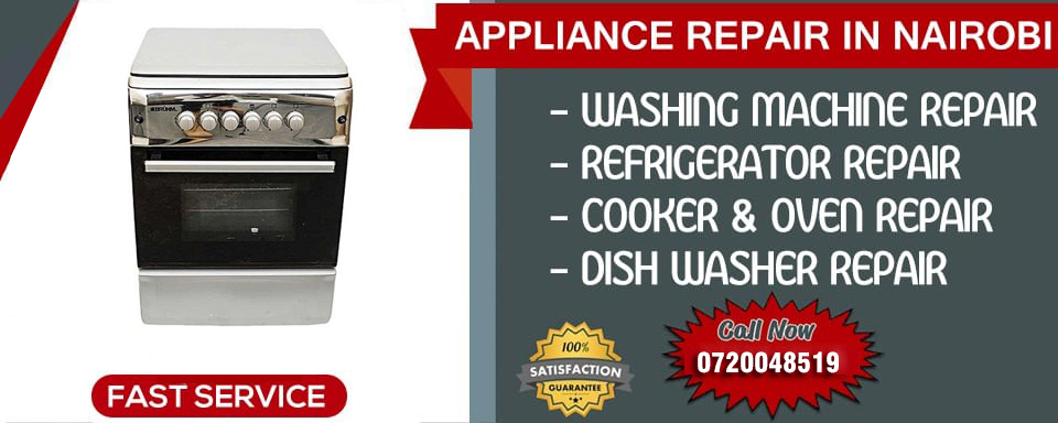 Gas cooker and oven repairs